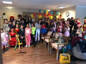 23/2/19 Family carnival costume party
